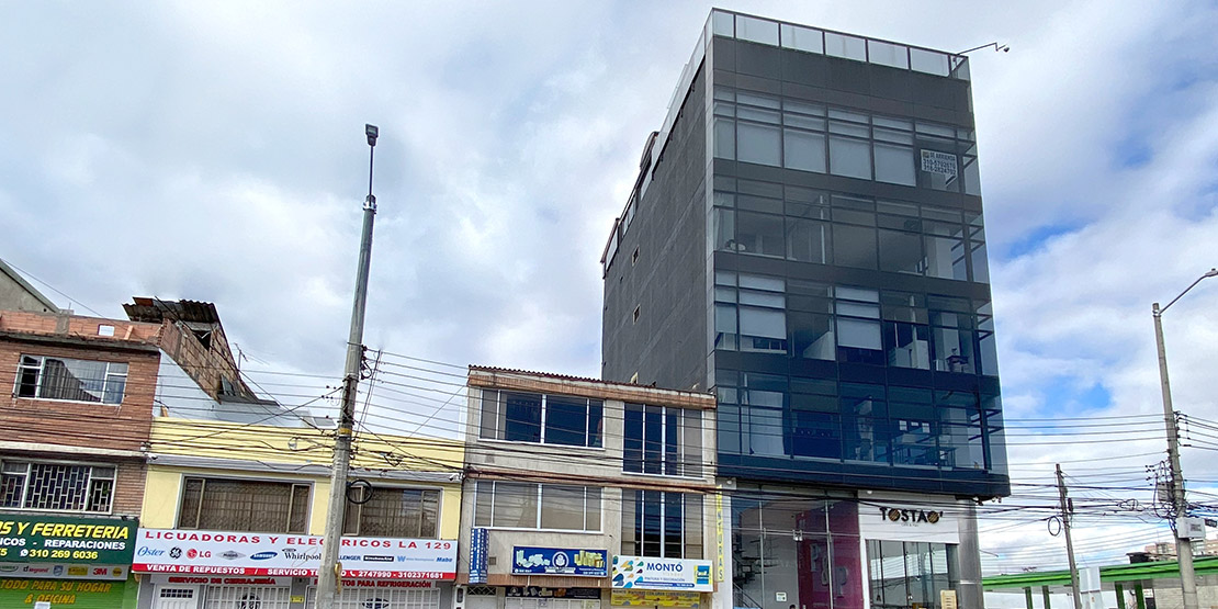 Edificio Car Audio - Constructora B&B
